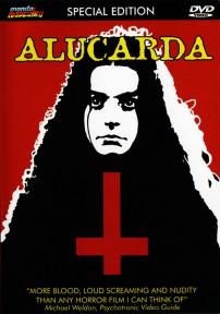 Alucarda – Portada DVD