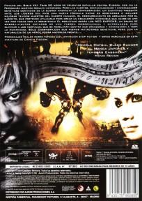 Cashern Contraportada DVD