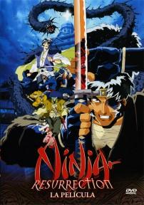 Ninja Resurrection Portada DVD