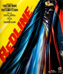 Red Line Portada Blu-Ray
