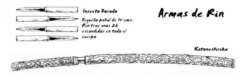 Armas de Rin