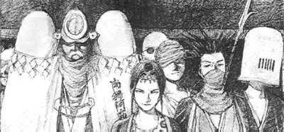 Espadachines de Itto-Ryu